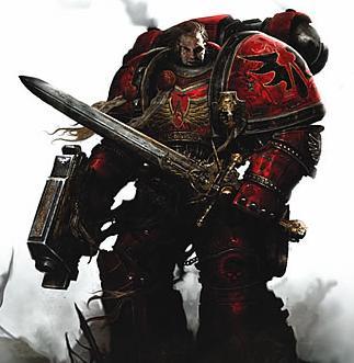 [WARHAMMER 40K] Deathwatch RPG Rafen